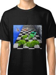 The Grass Spill Tee Classic T-Shirt