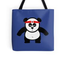 PANDA ACTION Tote Bag