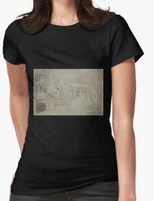 Corpus Christi Cambridge Womens Fitted T-Shirt