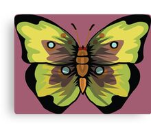 Moth Lab Canvas Print