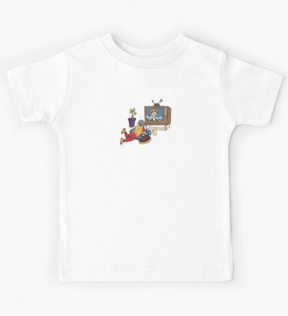 There are No Strings on Me (v1) Kids Tee