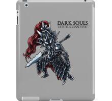 Old Dragonslayer iPad Case/Skin