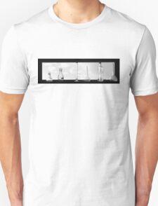 6 glass bottles  T-Shirt