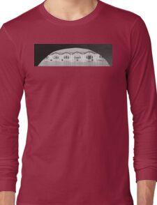 curve frame Long Sleeve T-Shirt
