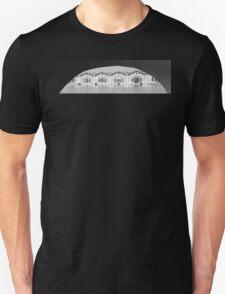 curve frame T-Shirt