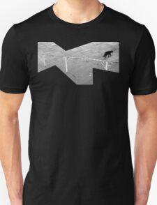 escaping cat T-Shirt