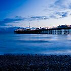 Brighton Pier by Francesco Carucci