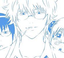 Gintama by Deathrosen