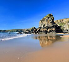 Bedruthan Steps by cwwphotography