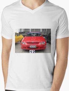 2000 AU XR8: NZ Falcon & Fairlane Car Club Nationals 2015 Mens V-Neck T-Shirt