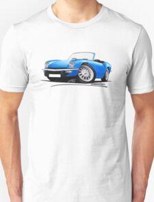 Triumph Spitfire (Mk4) Blue T-Shirt