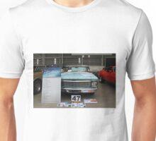 1965 XP Falcon Coupe: NZ Falcon & Fairlane Car Club Nationals 2015 Unisex T-Shirt