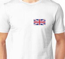 Flag of the United Kingdom Unisex T-Shirt