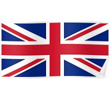 Flag of the United Kingdom Poster