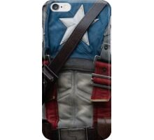 More Clouse Captain America iPhone Case/Skin