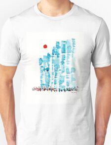 Sunny Blocks Unisex T-Shirt