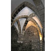 The Vaulted Chapel. Photographic Print