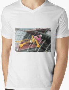 1965 XP Falcon Coupe: NZ Falcon & Fairlane Car Club Nationals 2015 Mens V-Neck T-Shirt