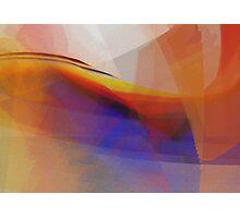 rainbow for advanced Photographic Print