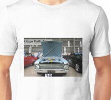 1963 XM Falcon Ute: NZ Falcon & Fairlane Car Club Nationals 2015 Unisex T-Shirt