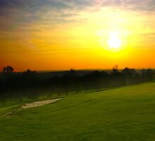 High Melton Golf Course by Christopher Wardle-Cousins