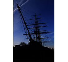 Cutty Sark Greenwich at Dawn Photographic Print