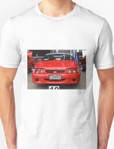 2000 AU XR8: NZ Falcon & Fairlane Car Club Nationals 2015 Unisex T-Shirt