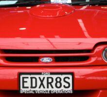 2000 AU XR8: NZ Falcon & Fairlane Car Club Nationals 2015 Sticker