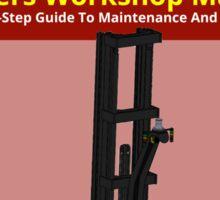 Workshop Manual High Reach AGV - Colour Sticker