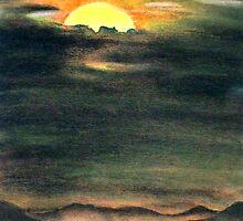 Darkness Cometh by Alan Hogan