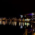 Lakeside Lights by Christopher Wardle-Cousins