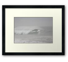 mornings latin america Framed Print
