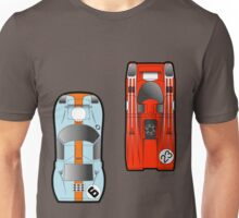 Slot Cars Unisex T-Shirt