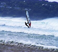 windsurfer by Kelly d