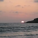 Sunset Monarch Bay by cfam