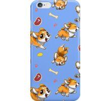 Too Many Ichabods - Blue iPhone Case/Skin