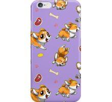 Too Many Ichabods - Puprle iPhone Case/Skin