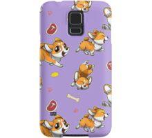 Too Many Ichabods - Puprle Samsung Galaxy Case/Skin