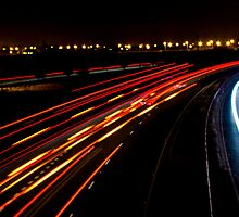 Motorway Energy (Part Two) by Christopher Wardle-Cousins
