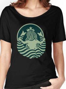 Starbucks Funny Women's Relaxed Fit T-Shirt