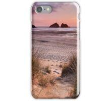Cornwall - Holywell Bay iPhone Case/Skin