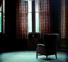 The chair by mykalcooper