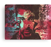 Al Pacino URban art Canvas Print