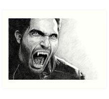 Tyler Hoechlin Art Print