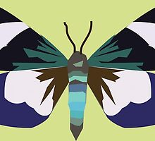 Lucky Moth by melissahattie