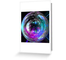 marble 2 Greeting Card