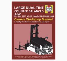 Workshop Manual - Large Dual Tine CB AGV - BW Kids Clothes