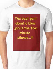 blowjob Unisex T-Shirt