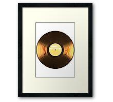 Uptown Funk LP Framed Print