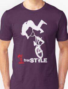 bmx, bike, freestyle Unisex T-Shirt